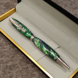 Custom Acrylic Twist Action Ink Pen